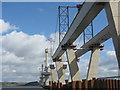 NT1179 : The Queensferry Crossing - May 2015 by M J Richardson