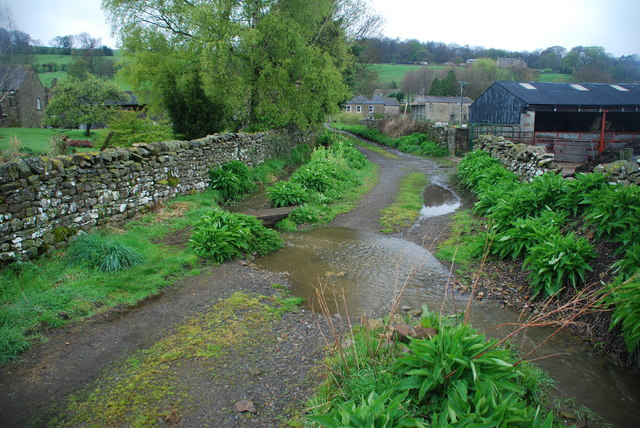 Ford at Thoralby