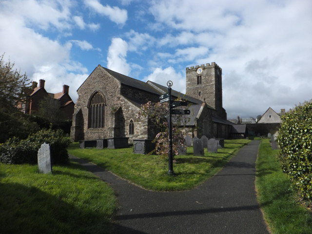 St Mary's Church, Conwy