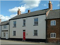 SK6514 : The Old Post Office, Rearsby by Alan Murray-Rust