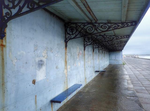 Disused Promenade Shelter
