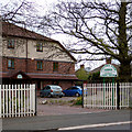 SJ9201 : Care home in Old Fallings, Wolverhampton by Roger  Kidd