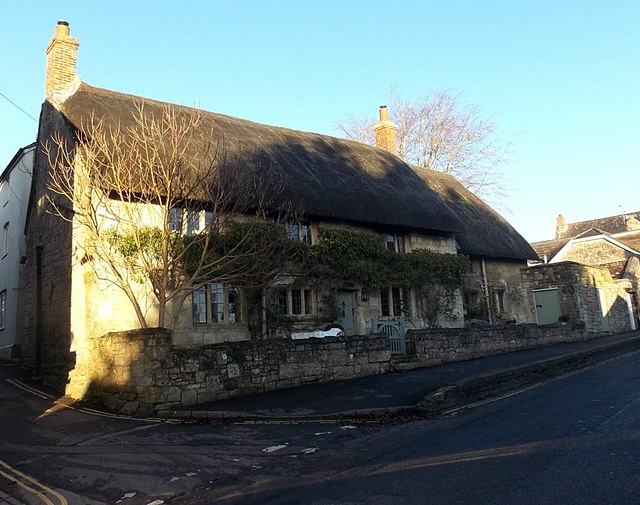 The Old House, Tisbury