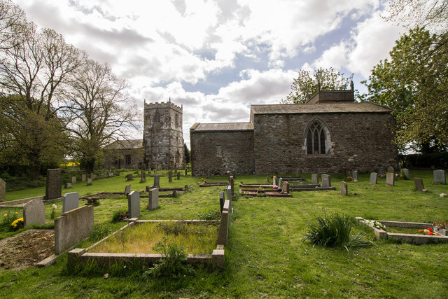 St Adelwold's and St Mary's churches, Alvingham