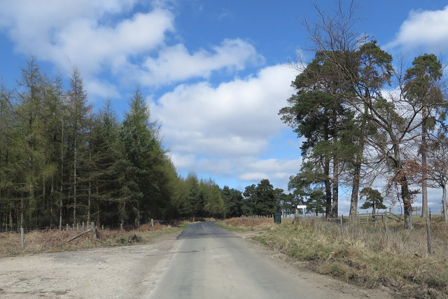 Road to Bransdale