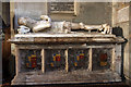 SK1810 : St Peter's Church, Elford - monument to Sir John Stanley by Mike Searle