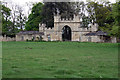 SK9686 : Fillingham Castle Gateway by Jo Turner