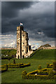 SK2029 : Tutbury Castle (3) by Mike Searle