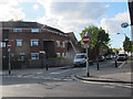 TQ3278 : Southern end of Penton Place, Walworth by Stephen Craven