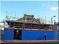 TQ3278 : Former sorting office, Penrose Street, Walworth by Stephen Craven