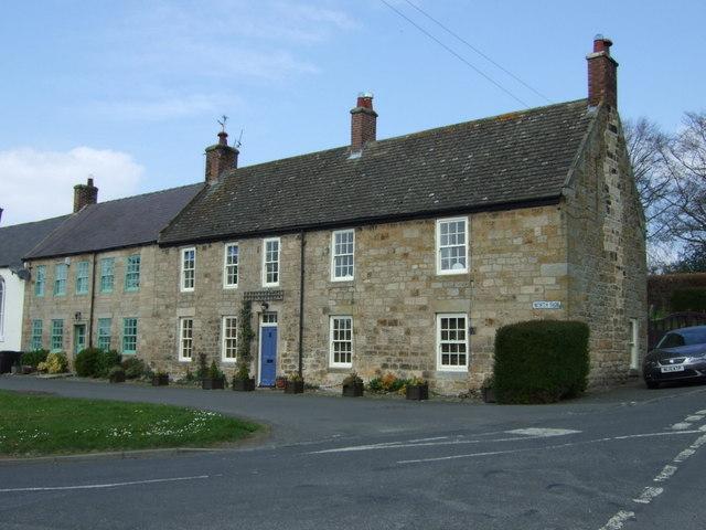 Cottages, Stamfordham