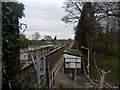 SJ7869 : Goostrey Station by Bikeboy