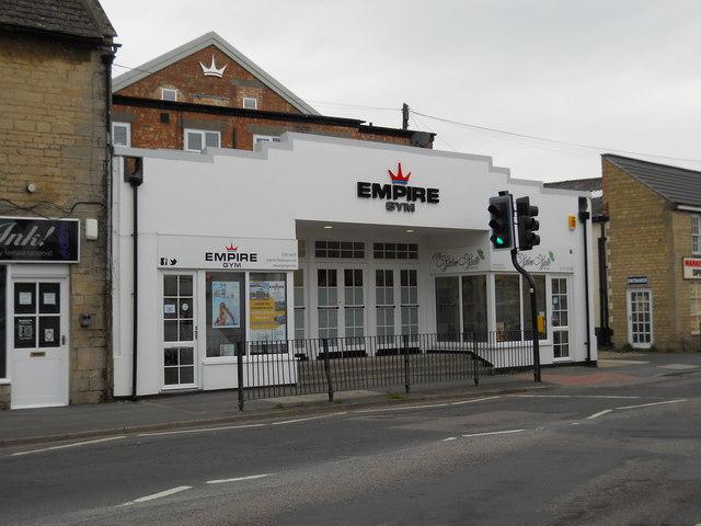 Former Empire Cinema, Market Deeping