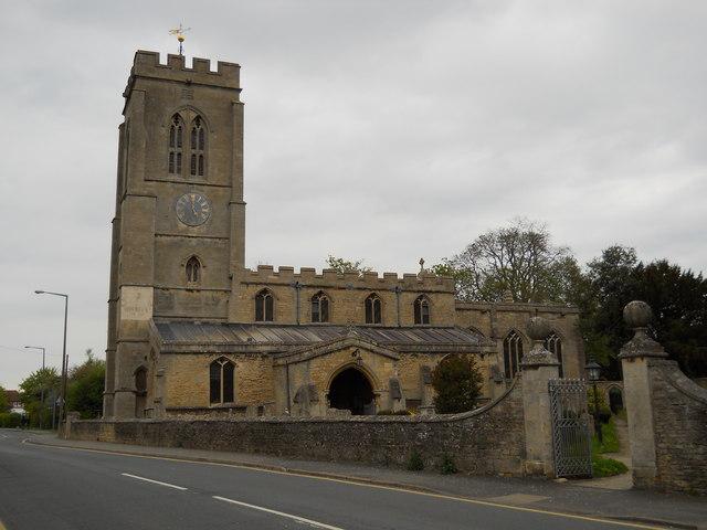 St. Guthlac's Church, Market Deeping