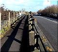 ST3247 : Northern footbridge, Bristol Bridge, Highbridge by Jaggery