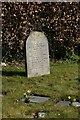 SU5332 : Grave near the Hedge by Bill Nicholls