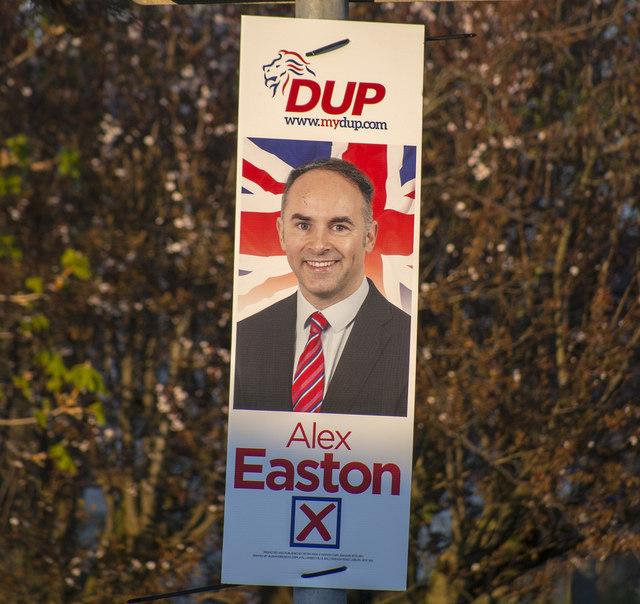 Election Poster, Bangor