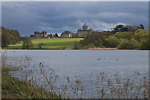 SE7170 : Castle Howard viewed over the Great Lake by Pauline E