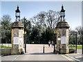 SU9776 : Park Street Gate by David Dixon