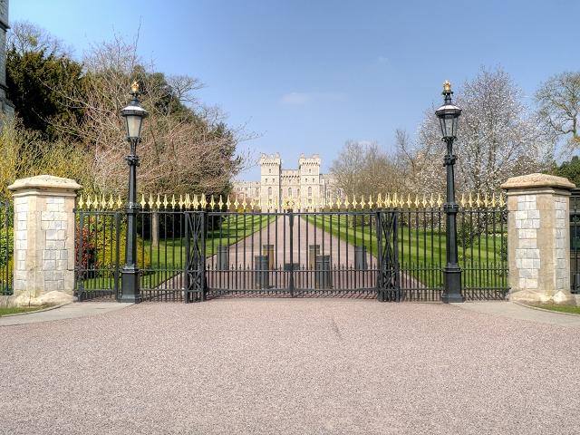 Cambridge Gate, Windsor Castle