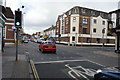 SZ6598 : B2154 / B2155 junction by N Chadwick