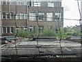 TQ3088 : Courtyard, Hornsey Town Hall, London N8 by Christine Matthews