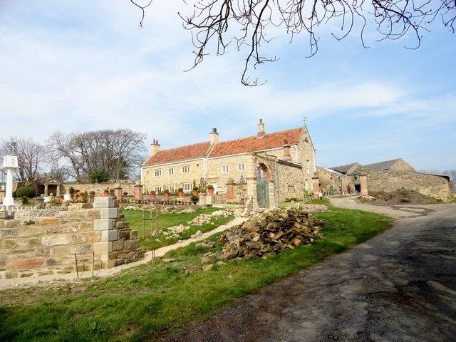 Hollinside farmhouse