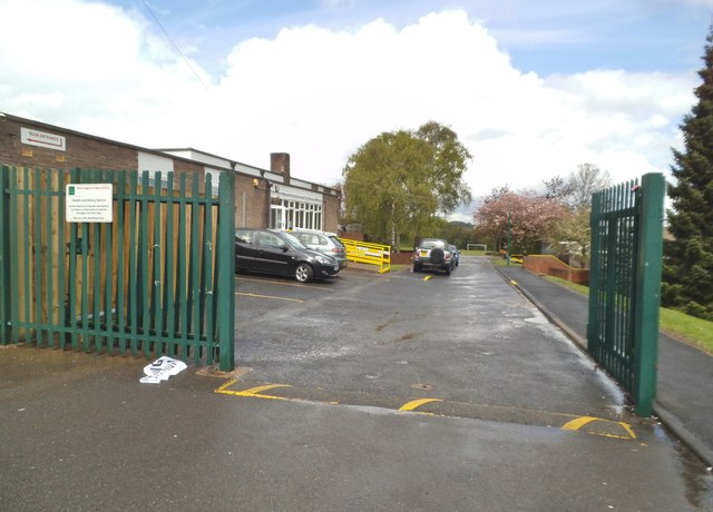 Polling Station Dudley North