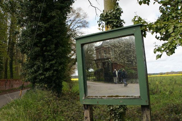 At North Lodge, Wolterton