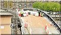 J3474 : New Lagan weir footbridge, Belfast -May 2015(1) by Albert Bridge