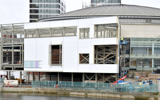 The Waterfront Hall, Belfast - May 2015(1)