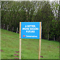TQ7824 : Conservative banner by Oast House Archive