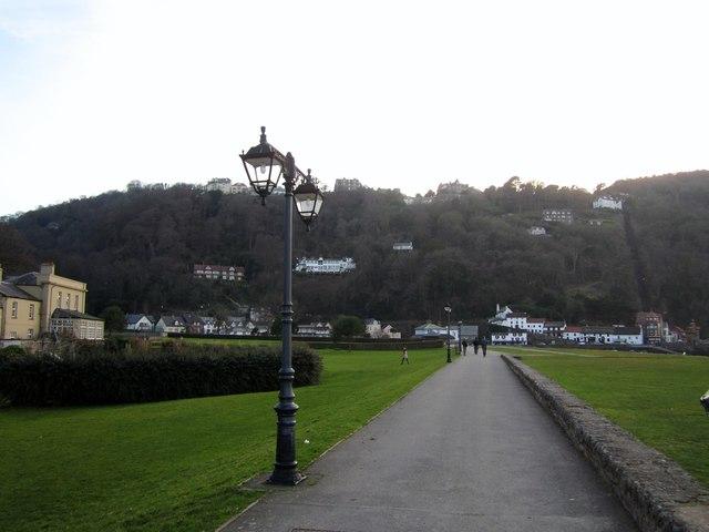 Eastern Beach Promenade