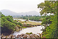 V6966 : Sneem River, Sneem on Ring of Kerry, 1993 by Ben Brooksbank