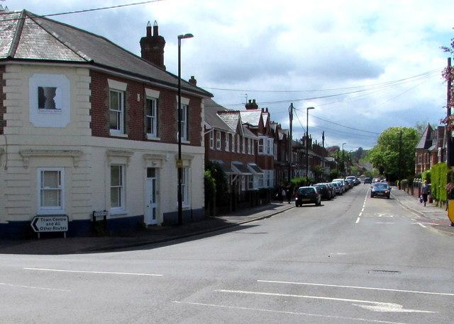 Station Road, Romsey