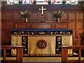 SD7844 : The Altar at St Leonard's Church by David Dixon