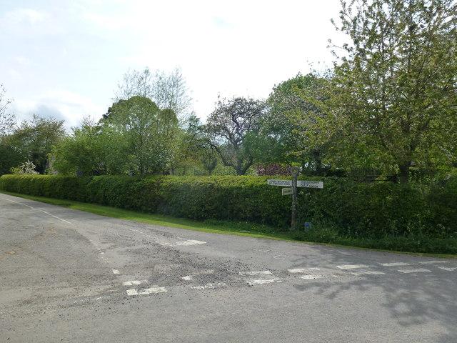Entrance to Lower Bitchfield