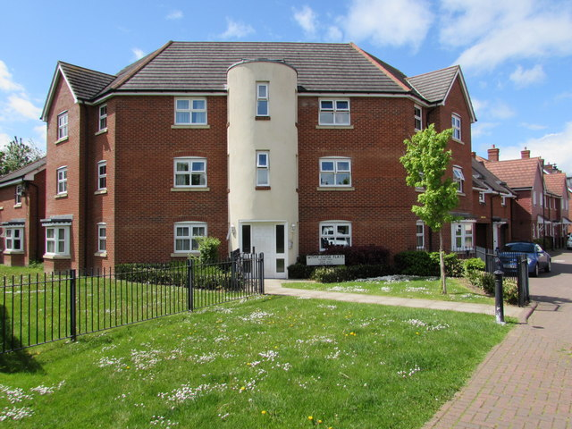 Withy Close Flats, Romsey