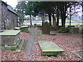SD2674 : St Mary & St Michael, Great Urswick: churchyard (VIII) by Basher Eyre