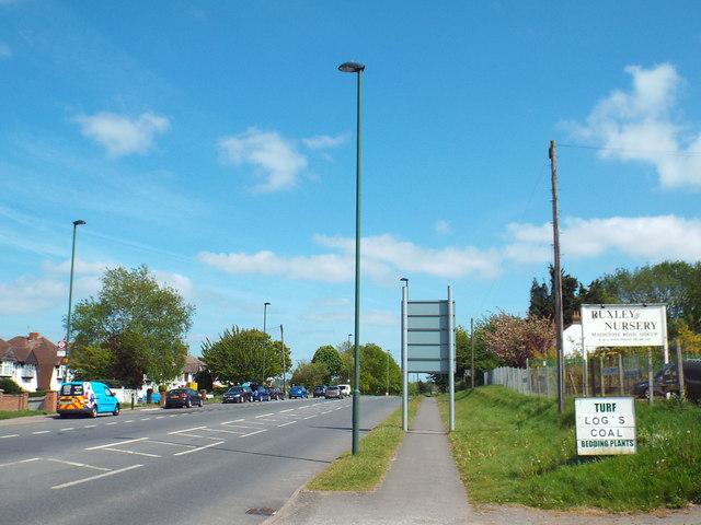 Maidstone Road, Ruxley