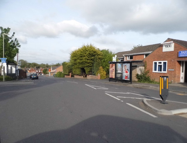 Station Approach, Andover