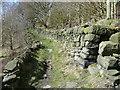 SE0226 : Brearley Lane, Mytholmroyd by Humphrey Bolton