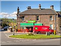 SD7644 : Village Post Office and Store, Chatburn by David Dixon