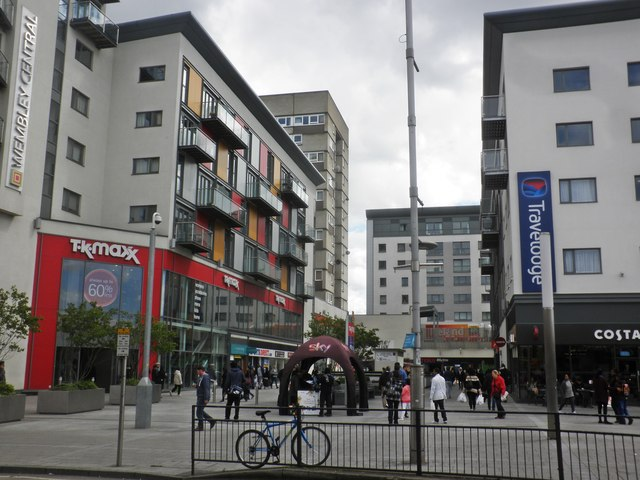 Wembley Central Square