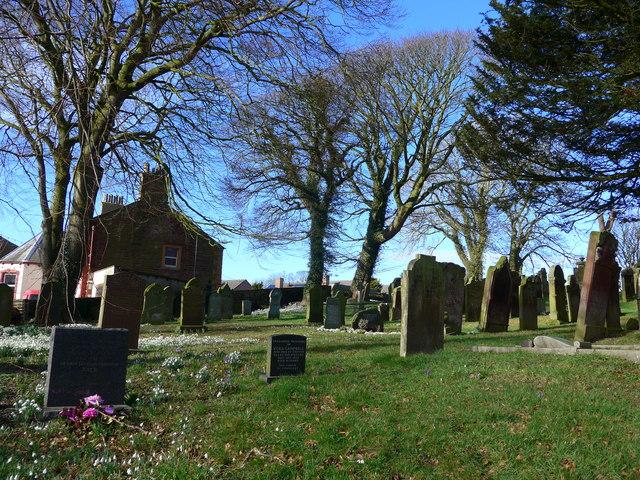 St Kentigern, Aspatria: churchyard (1)