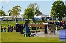 ST8083 : Badminton Horse Trials 2015: Outlander Lower Lake by Jonathan Hutchins