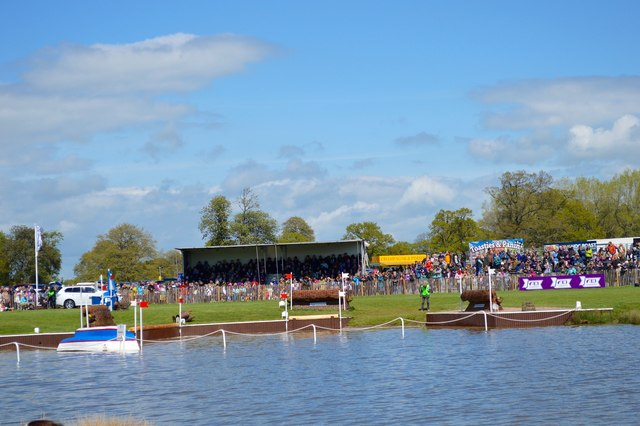 Badminton Horse Trials 2015: The Lake 12abc and 13