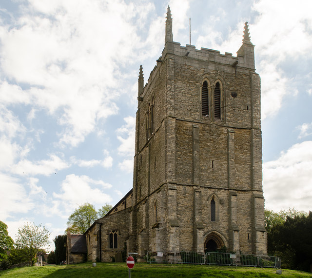 St Andrew's church, Kirton in Lindsey