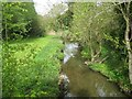 SP6480 : River Avon in Welford (1) by Nigel Cox