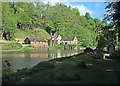 NZ2741 : Durham: across the Wear by John Sutton